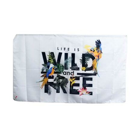 wild and free flags