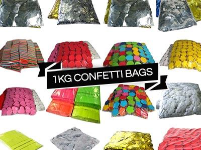 bags of confetti