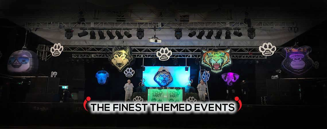 the finest themed events in the UK