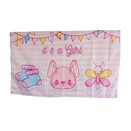 Girl Flag
