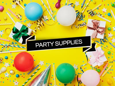 incredible party supplies
