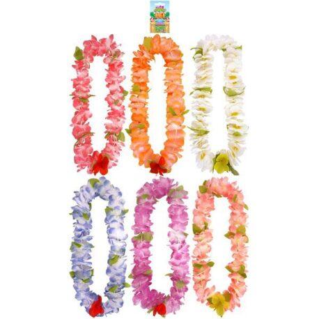 Premium Hawaiian Leis, quality flower garlands, premium leis lei lulu Hawaiian necklace