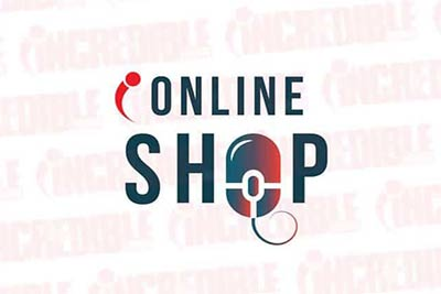 Incredible Online Shop