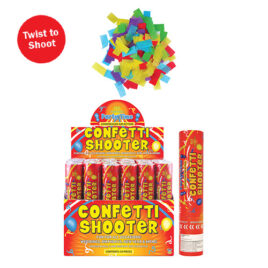 Handheld Coloured Confetti