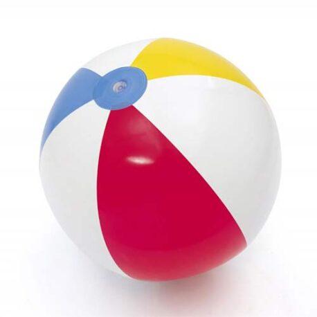 colourful beach ball
