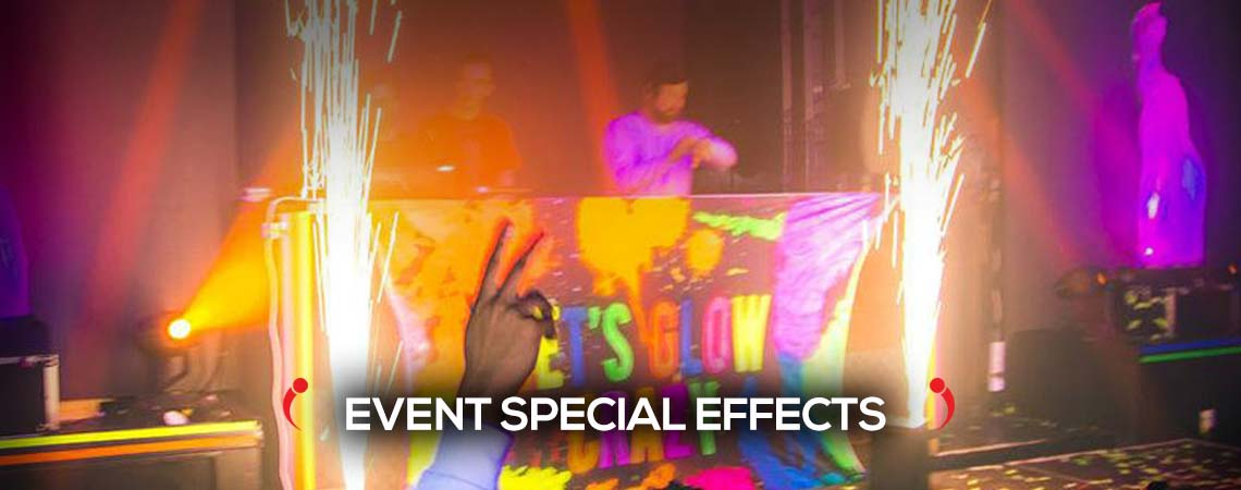 event special effects