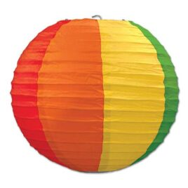 Rainbow Paper Lantern