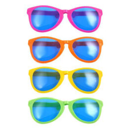 Giant Sunglasses – Assorted Colors